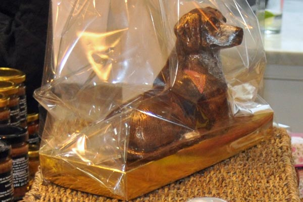 chocolate labrador by auberge du chocolat chiltern chamber food and drink evening april 2015