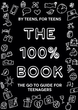 the 100% book by Young Enterprise runners-up Telos