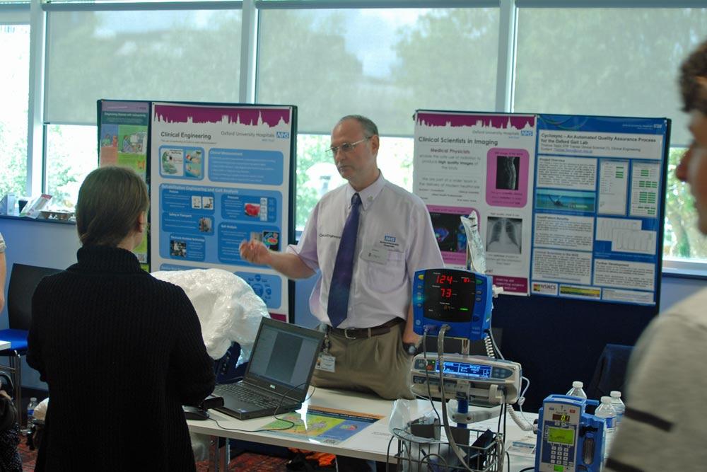 oxford healthcare stand bucks skills show 2016