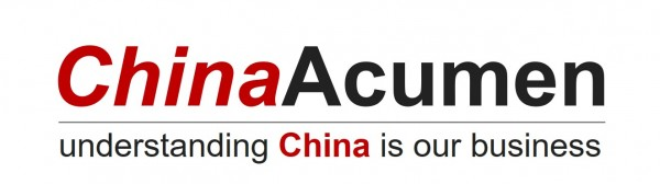 Logo of China Acumen Simon Stokes
